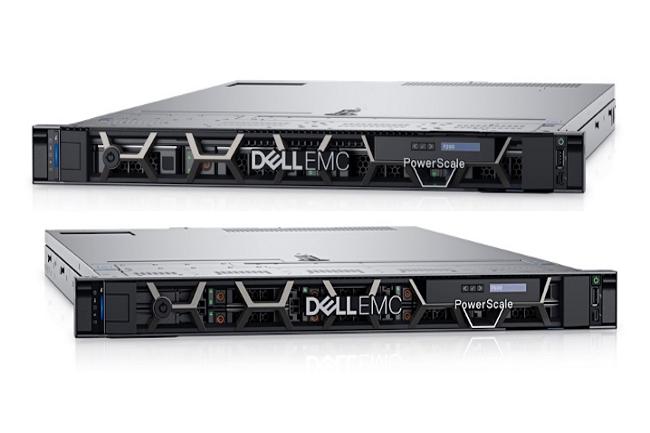 En complément de la gamme Isilon, Dell EMC dévoile les systèmes PowerScale, qui viennent remplacer les baies Isilon. (Crédit Photo : Dell)