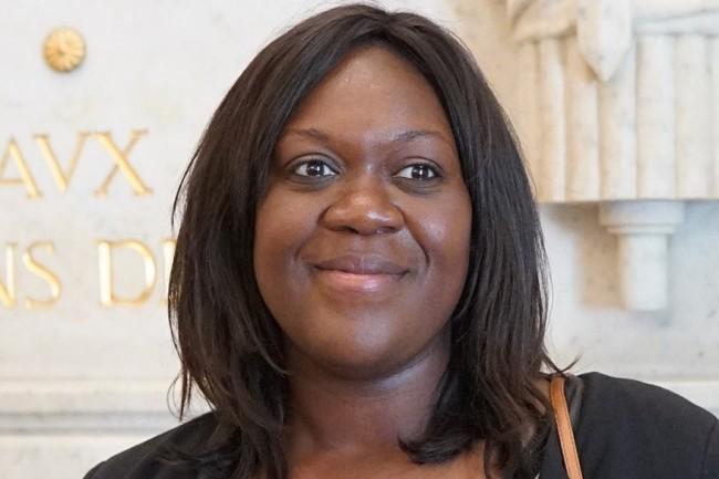 Laëtitia Avia, députée LREM, a porté en 2019/2020 la proposition de loi sur la lutte contre les contenus haineux.(Crédit : G.Garitan)