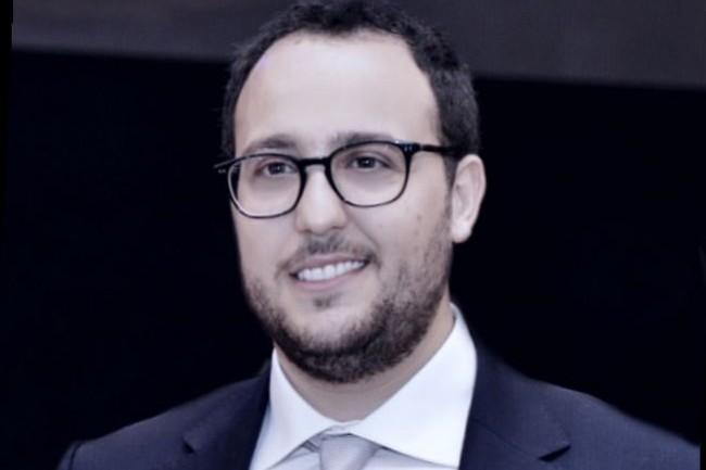Brahim El Menjra est président de Crystal Placement. (crédit : D.R.)