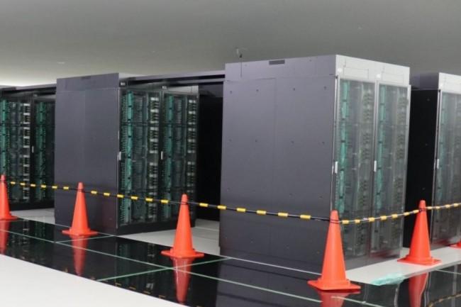 Le supercalculateur japonais Fugaku, conçu par Fujitsu pour le compte du Centre des Sciences Informatiques installé à Kobe au Japon, a pris la tête du classement Top500 des supercalculateurs de juin 2020. (crédit : Top500)