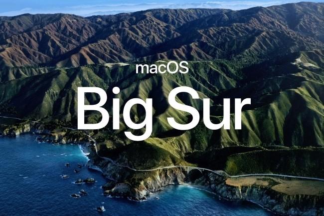 La WWDC 2020 a levé le voile sur macOS Big Sur qui affiche une plus grande convergence avec iOS. (Crédit Photo: Apple)