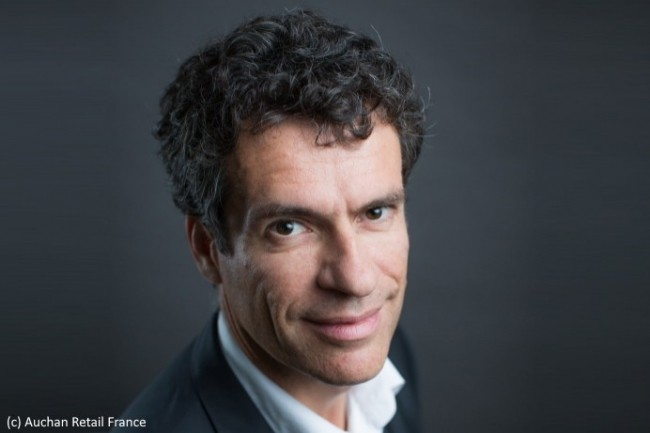 Quittant la restauration collective, Paul Lavoquet rejoint la grande distribution.