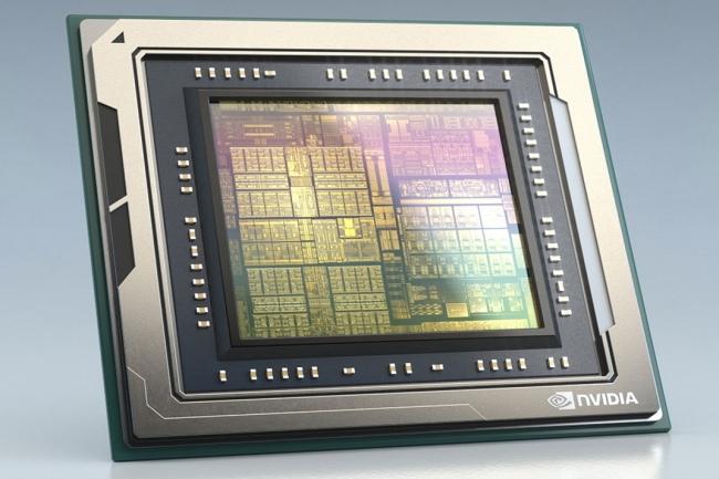 Le SoC Drive AGX Orin de Nvidia sera installé sur les Mercedes à partir de 2024. (Crédit Photo : Nvidia)