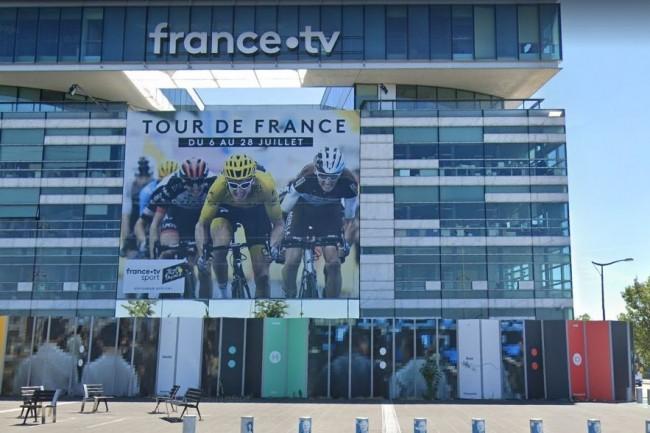 Suite à sa cyberattaque, France Télévisions annonce le transfert sur son siège d'Issy-les-Moulineaux (92) la diffusion de France 3. (crédit : D.R.)