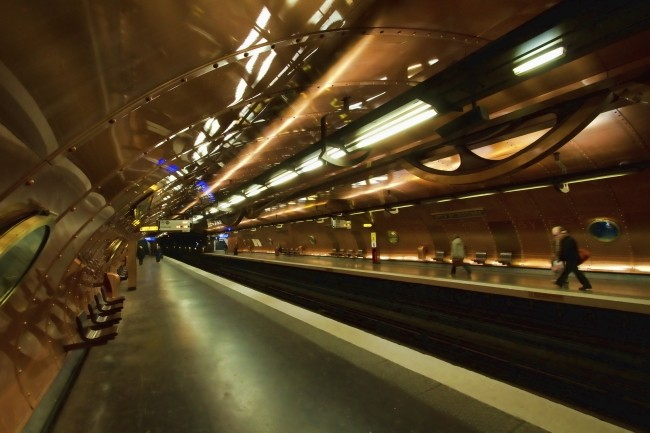 La RATP a mis plus de 5 ans pour équiper l'ensemble des stations en 4G. (Crédit Photo: Stephen Butterworth/ Wikipedia)