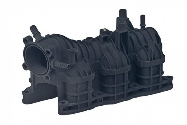 Le polypropylène permet notamment de fabriquer des réservoirs ou des raccords entre différents éléments. (crédit : Scultpteo / BASF)