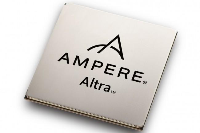 Avec sa puce ARM 120 coeurs Altra Max, Ampere vise le cloud au sens le plus large possible. (Crédit Ampere)