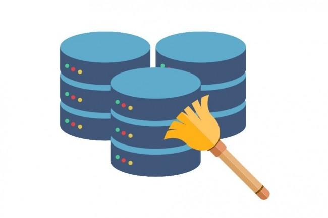 La corvée du nettoyage et de la préparation des données occupe toujours une part importante de la journée du data scientist. (crédit : Pinclipart)