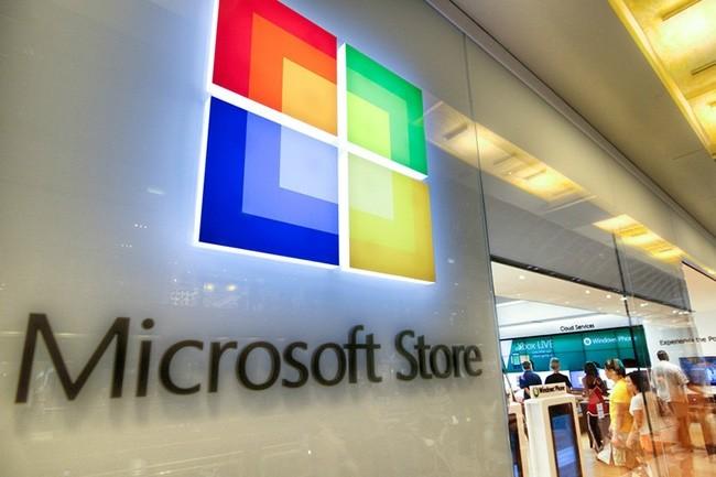 Le premier Microsoft Srore a ouvert en 2009 en Arizona. Crédit photo : D.R.