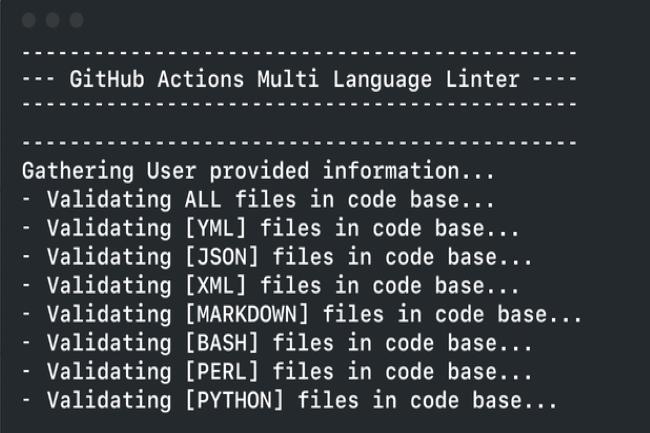 GitHub a publié Super Linter pour détecter plus facilement et rapidement les erreurs dans le code. (Crédit Photo : GitHub)