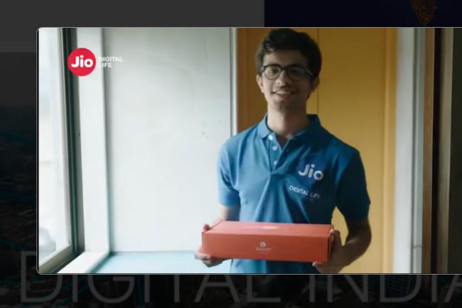 Intel croit au développement de l'opérateur Jio en Inde en investissant 253,5 millions de dollars. (Crédit Photo : Jio)