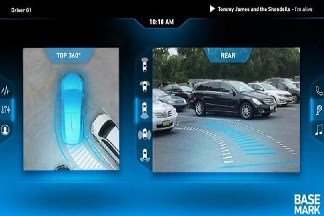 Basemark obtient 7,9 millions de dollars pour assurer le développement de son logiciel pour voiture autonome. (Crédit Basemark)