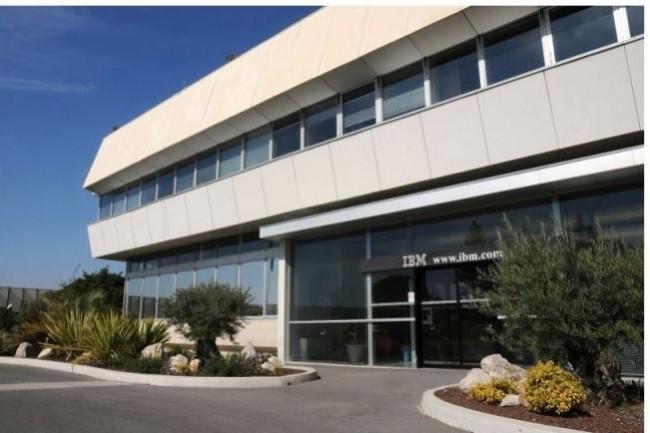 Les activités de reconditionnement d'IBM Montpellier sont désormais transférées aux Etats-Unis. Crédit photo: IBM France.