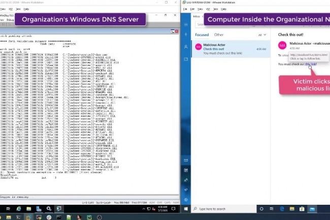 Les chercheurs de Check Point ont publié des détails techniques de l'ensemble du processus, mais avec des précisions sur le contournement de certaines protections de la mémoire Windows, ce qui est une étape nécessaire pour transformer le débordement en exécution de code. (crédit : CheckPoint)