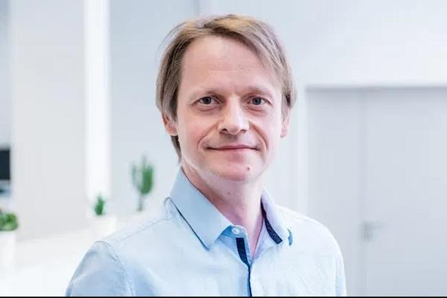 Florent Voignier, co-fondateur, CEO et directeur technique chez Indexima,