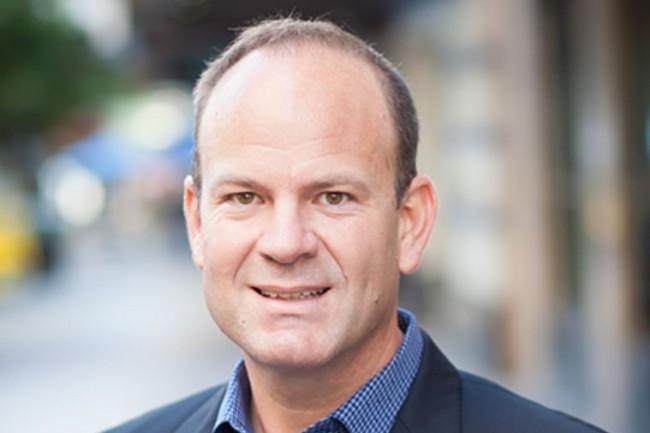 Bill Richter, CEO de Qumulo que la rédaction de LMI a pu rencontrer à San Francisco fin 2017. (crédit : Qumulo)