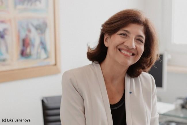 Christiane Féral-Schuhl, avocat associée du cabinet Féral-Schuhl / Sainte-Marie