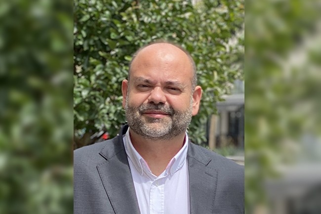 Emmanuel Le Bohec était jusqu'à présent directeur des grands comptes pour les solutions de cybersécurité chez Cisco en France. (Crédit : Claroty)