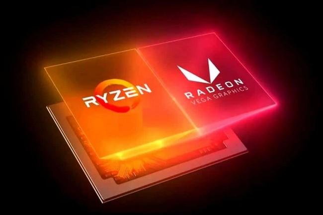 De type APU avec un TDP de 65 watts, les puces AMD Ryzen 4000 G se destinent aux PC de bureau. (Crédit AMD)