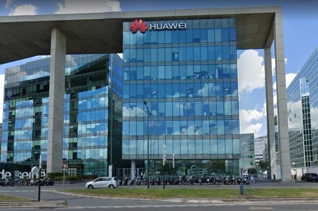 Les nuages s'amoncellent sur Huawei en France dont les solutions 5G ne devraient pas pouvoir être exploitées par les opérateurs sur une durée suffisante pour amortir leurs investissements. (crédit : Google Street View)