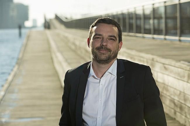 Avant de rejoindre Netskope, Frédéric Saulet avait la charge de l'activité Europe du Sud, Moyen-Orient et Afrique d'Aqua Security. (Crédit : Netskope)