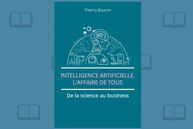 « Intelligence artificielle, l'affaire de tous » vient de paraître chez Pearson