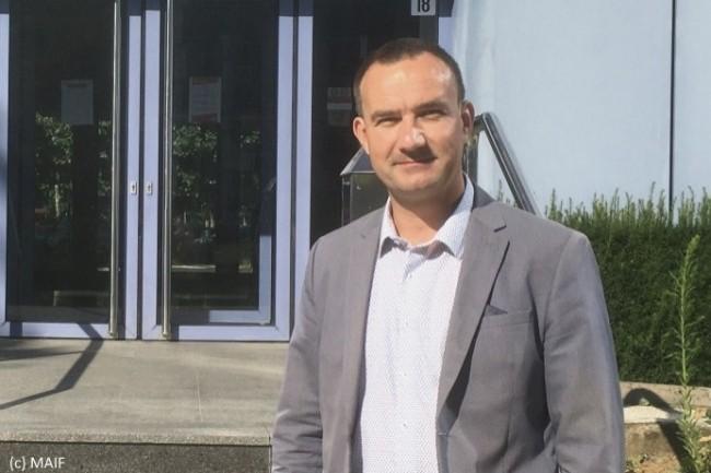 Fabrice Jubien, responsable de projet de la MAIF, se réjouit d'avoir vu atteints les objectifs.