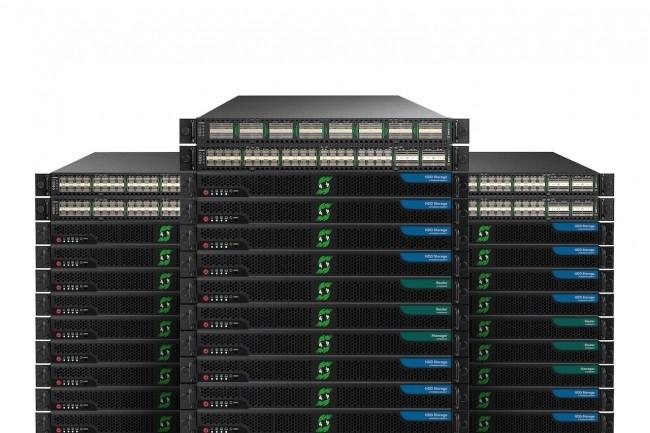 La pile logicielle/matérielle de SoftIron vient réduire les obstacles à l'adoption de Ceph par les entreprises. (Crédit SoftIron)