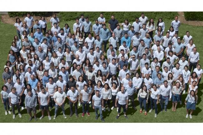 L'équipe de Withings devrait être rapidement étoffée par le recrutement d'une centaine de collaborateurs supplémentaires d'ici fin 2020. (crédit : Withings)