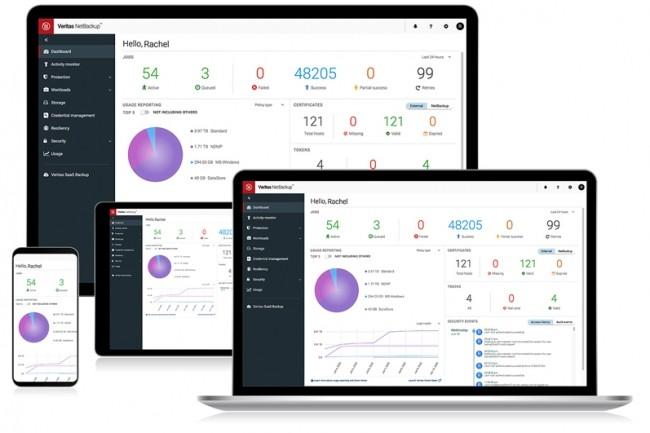 NetBackup 8.3 devient la console unique pour contrôler les fonctions de protection des données cloud/hybride et la reprise après sinistre.