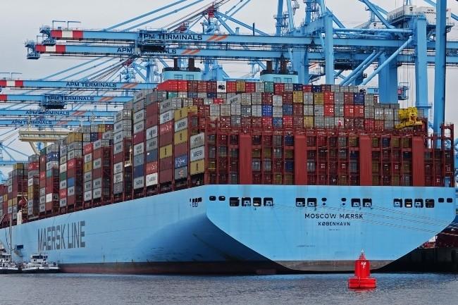 La plateforme en ligne de Maersk donne aux PME une plus grande visibilité sur la supplychain pour mieux la contrôler (Photo Kees Torn / Flickr)