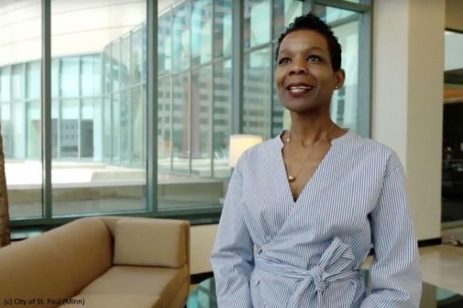 Sharon Kennedy Vickers, CIO de Saint-Paul (Minnesota) : « avoir des salariés issus de la diversité est aussi un impératif économique ».