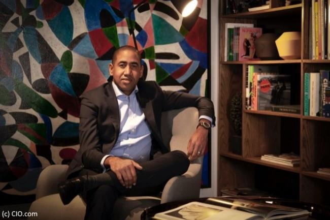 Eldrid Jordaan est le PDG fondateur du service GovChat en Afrique du Sud.
