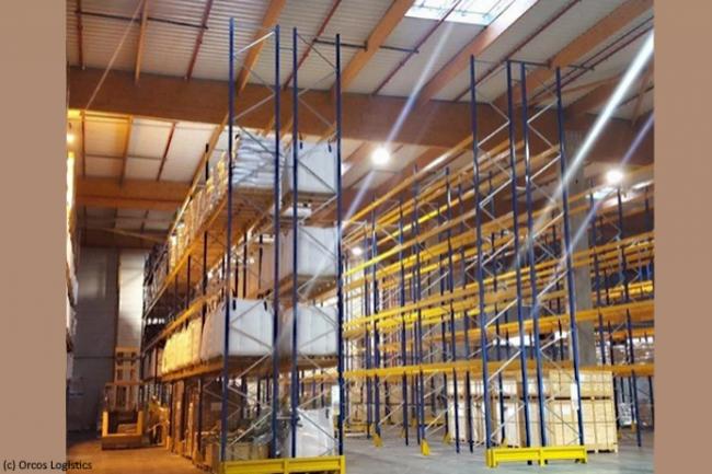 Le WMS IzyPro d'Acsep a accompagné la diversification des activités d'Orcos Logistics.