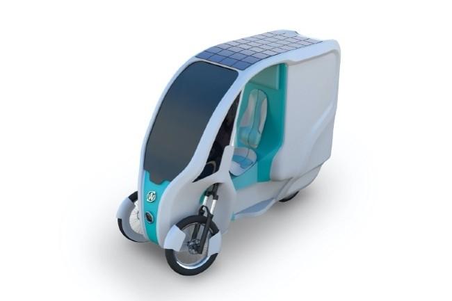 les projets exploitent data, IA, capteurs. Ici, le vélo modulaire, polyvalent et connecté de Wello pour optimiser flux et tournées de cyclologistique (Image Wello)