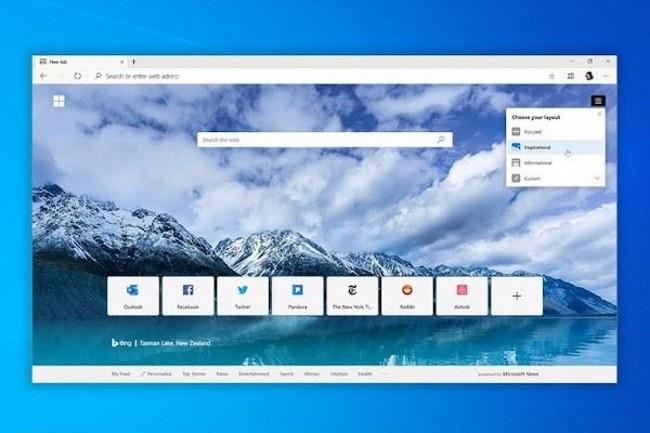 Pour Microsoft, les entreprises réalisent des économies en passant par Edge et Search. (Crédit Photo : Microsoft)