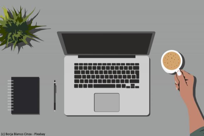 L'étude Lenovo montre que les salaries sont demandeurs d'outils performants pour accompagner le télétravail. (Crédit : D.R.)