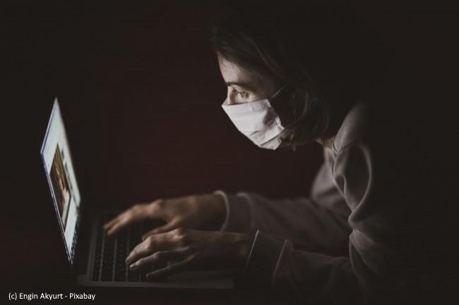 Selon McAfee, les mois de mars et avril 2020 ont été marqués par un très grand nombre de campagnes de phishing exploitant le contexte sanitaire.