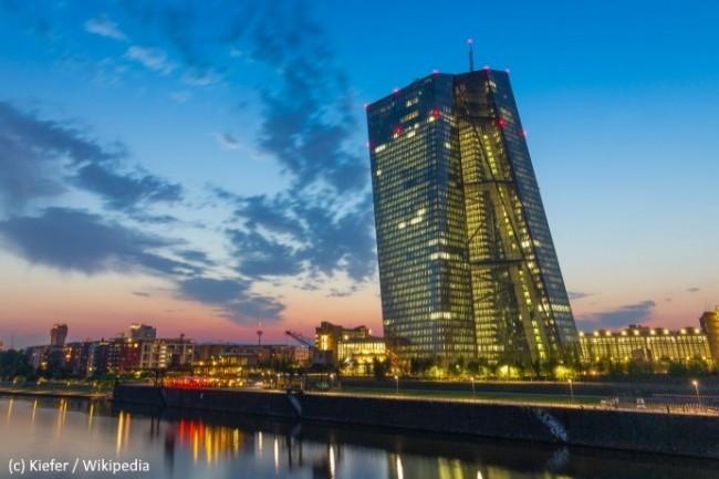 Un rapport de la Banque Centrale Européenne pointe tous les risques mal traités dans l'informatique bancaire.