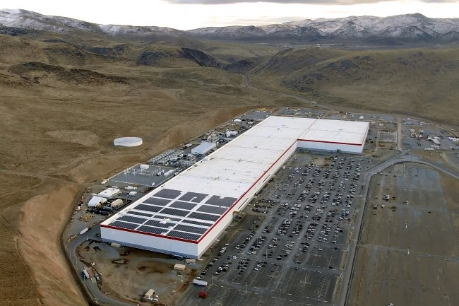 L'usine de Tesla dans le Nevada était dans le viseur d'un opérateur de ransomware qui n'a pas hésité à soudoyer un employé pour l'implanter. (Crédit Photo: snmt/wikipedia)