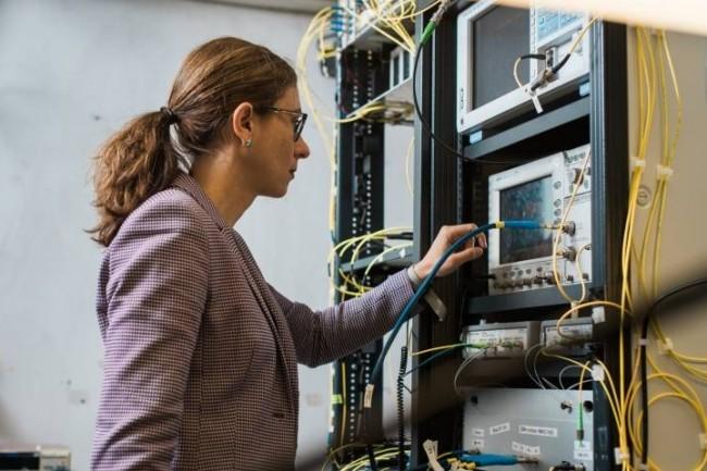 La recherche de l'University College London a été menée sur une portée de 40 km. (University College London)