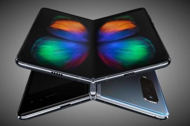 Le tarif du Galaxy Flod 2 de Samsung est annoncé autour des 1 600 €HT. (crédit : Samsung)