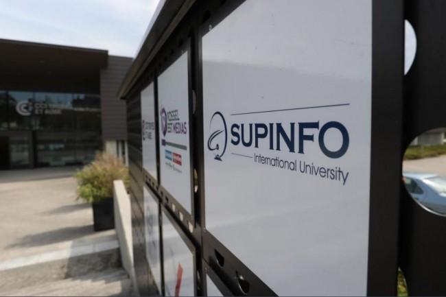 Le  campus de Supinfo Troyes ne rouvrira pas à la rentrée 2020 . Crédit photo: Supinfo.