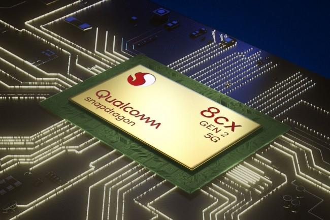 Lesterminauxutilisant leSnapdragon8cx 5G sont attendus fin 2020, ce quidevrait correspondre avec l'arrivée de l'Acer Spin 7.(Crédit : Qualcomm)