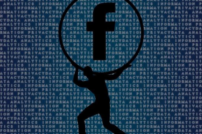 Facebook, au-même titre que d'autres géants américains traitant des données personnelles d'européens sur son sol national, est sous surveillance rapprochée de la Commission européenne. (crédit : TheDigitalArtist / Pixabay)