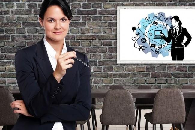 La formation Women in digital economy permet à des femmes de mieux comprendre les enjeux économiques liés à la digitalisation. ((Crédit photo: Geralt/Pixabay)