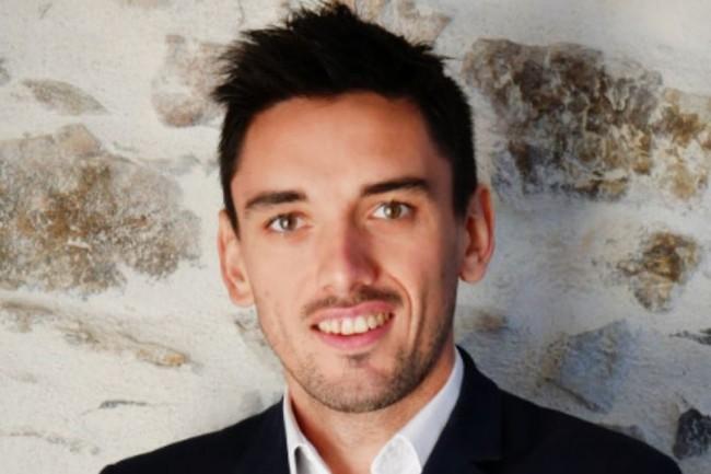 Brendan L'Héréec est responsable de compte chez Matrix42. (crédit : D.R.)
