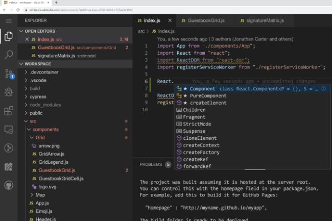 Les codespaces de Visual Studio vont migrer sur GitHub, selon un calendrier élaboré par Microsoft. (Crédit Photo : Microsoft)