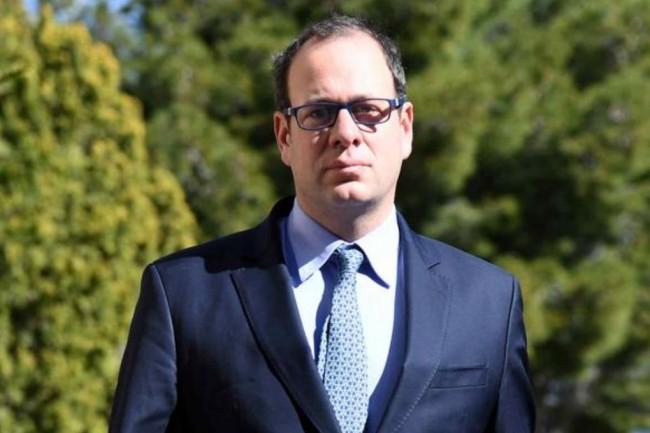 Frédéric Genta, Délégué Interministériel en charge de la transition numérique de la Principauté de Monaco, est à la fois l'équivalent monégasque de Cédric O et de Nadi Bou Hanna. (crédit : Principauté de Monaco)