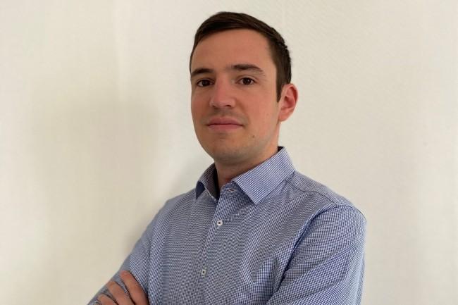 Vincent Bastien, CEO de Diskyver, s'appuie sur le machine learning pour éviter les fraudes aux télécoms. (Crédit Photo : DR)